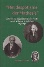 D.  Beckers Het despotisme der Mathesis