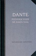 L.W. Nauta Dante Alighieri, Pleidooi voor de eigen taal