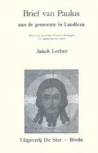 J. Lorber , Brief van Paulus aan de gemeente in Laodicea