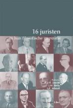 , 16 juristen en hun filosofische inspiratie