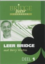 B. Westra , Leer bridge met Berry Westra 1