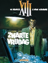 Vance,,William/ Hamme,,Jean van Collectie Xiii 01