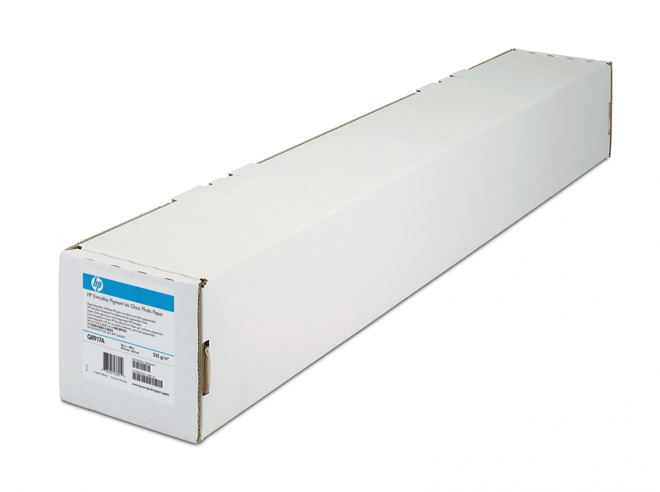 ,Inkjetpapier HP C6029C 610mmx30,5m 130gr heavyweight coated