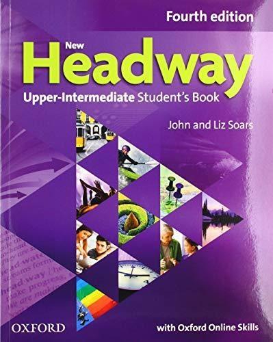 ,New Headway: Upper-Intermediate: Students Book & Itutor & Online Skills Practic 19 Pack