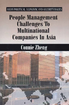 Dr Connie Zheng,People Management Challenges to Multinational Companies in Asia