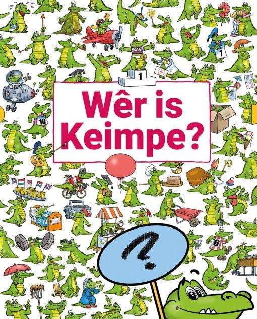 ,Wêr is Keimpe?