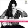 c. Saint-saens, Cd saint-saens cello concerto 1 /sonatas 2 & 3