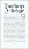 Frankfurter Anthologie 30, Gedichte und Interpretationen