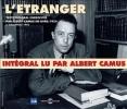 Camus, Albert, L`Etranger - Camus