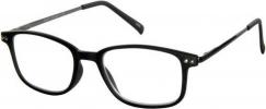<b>G58215</b>,Leesbril smart g58200 zwart flexscharnier 1.50