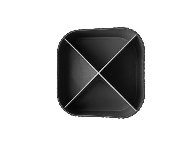 ,Pennenkoker Han Re-LOOP 4-vaks zwart