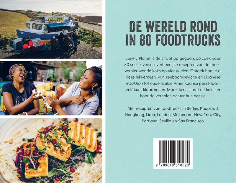 ,De wereld rond in 80 foodtrucks