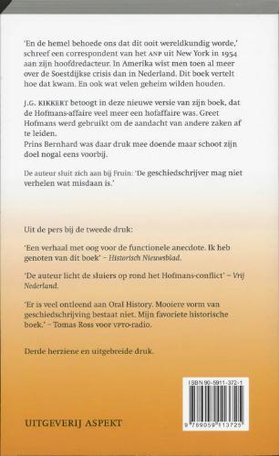 J.G. Kikkert,Crisis op Soestdijk