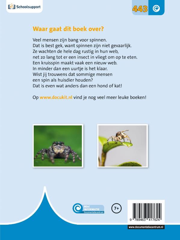 Minke van Dam,Spinnen