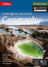 Lenon, Barnaby Cambridge AS and A Level Geography Student Book