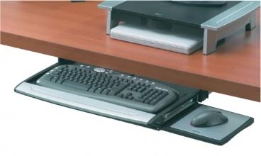 , Toetsenbordplateau Office Suites +muislade zwart/grijs