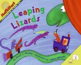 Murphy, Stuart J. Leaping Lizards