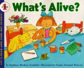 Zoehfeld, Kathleen Weidner What`s Alive? (Paperback)