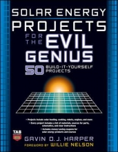 Harper, Gavin D. J. Solar Energy Projects for the Evil Genius