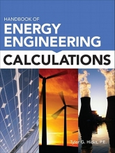 Hicks, Tyler G. Handbook of Energy Engineering Calculations