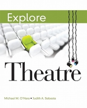 O`hara, Michael M.,   Sebesta, Judith Explore Theatre Student Access Code Card Passcode