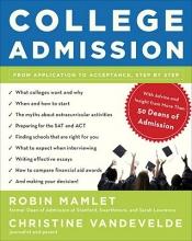 Mamlet, Robin,   Vandevelde, Christine College Admission