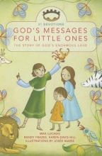 Lucado, Max God`s Messages for Little Ones (31 Devotions)
