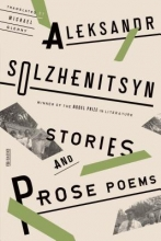 Solzhenitsyn, Aleksandr Isaevich Stories and Prose Poems