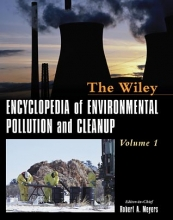 Meyers, Robert A. Encyclopedia of Environmental Pollution and Cleanup