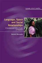 Giovanni Bennardo Language Culture and Cognition
