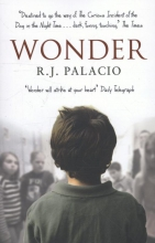 Palacio, R. J. Wonder (Adult edition)
