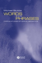Michael Stubbs Words and Phrases