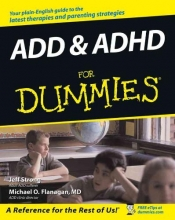 Jeff Strong,   Michael O. Flanagan AD HD For Dummies