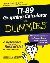 Edwards, C. C. Ti-89 Graphing Calculator for Dummies