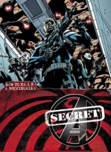 Spencer, Nick,   Kot, Ales Secret Avengers 3