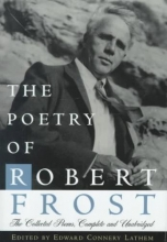 Frost, Robert,   Lathem, Edward Connery The Poetry of Robert Frost