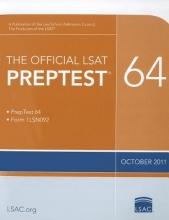 Law School Admission Council The Official LSAT Preptest 64