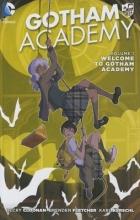 Cloonan, Becky,   Fletcher, Brendan Gotham Academy 1