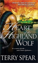 Spear, Terry Heart of the Highland Wolf