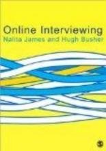 Nalita James,   Hugh Busher Online Interviewing
