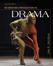 Jacobus, Lee A. The Bedford Introduction to Drama
