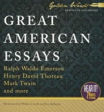 Emerson, Ralph Waldo Great American Essays