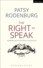 Rodenburg, Patsy Right to Speak