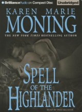 Moning, Karen Marie Spell of the Highlander