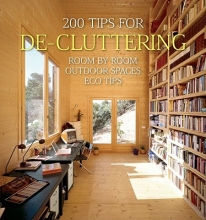 Quartino, Daniela Santos 200 Tips for de-Cluttering