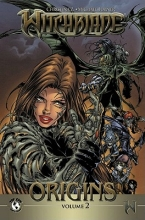 Wohl, David,   Z., Christina,   Turner, Michael Witchblade Origins 2