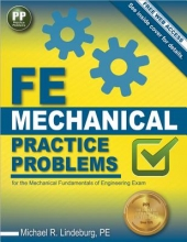 Lindeburg, Michael R. FE Mechanical Practice Problems