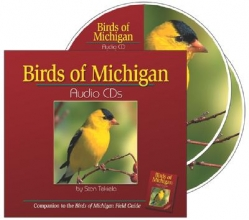 Tekiela, Stan Birds of Michigan Audio [With 32 Page Booklet]