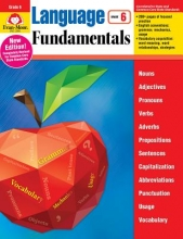 Evan-Moor Educational Publishers Language Fundamentals, Grade 6