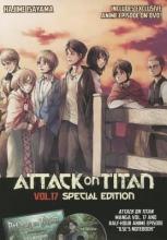 Isayama, Hajime Attack on Titan 17